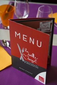 Restaurant d'application La Salle a manger a Lyon