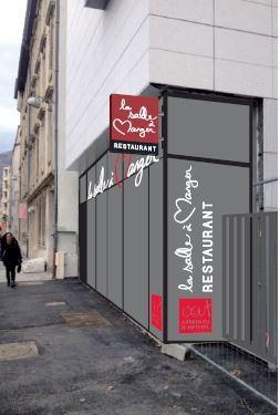 un nouveau restaurant la salle manger grenoble la salle manger lyon grenoble. Black Bedroom Furniture Sets. Home Design Ideas